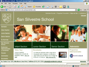 FSC2005 Web Design for Schools – Optimising Teaching and Learning - Fluirse Teacher Summer Courses Online 2020