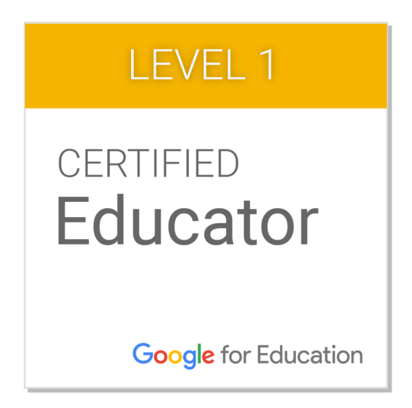 FSC2009 Google Educator Level 1 (Prepare for official Google Certification) - Fluirse Teacher Summer Courses