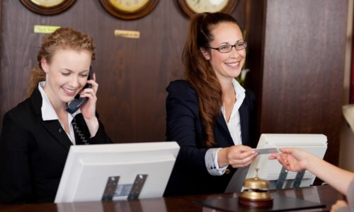Hotel and Front Office Operations (QQI: 4N0623)